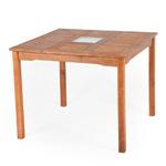 Greenfingers Eldorado FSC Acacia Square Table
