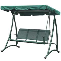 Greenfingers Tuscany 3 Seater Garden Swing Seat