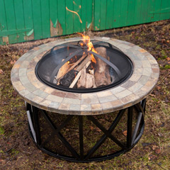 Fire Pits, Fire Bowls & Fire Baskets All