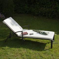 Ellister Royale Rattan Sun Lounger