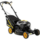 McCulloch M56-190APX4 Self Propelled 4x4 Petrol Rotary Mower - 56 Cutting Width