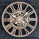 Smart Garden Newby Mechanical Wall Clock - 30cm