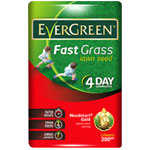 Evergreen Fast Grass Lawn Seed 6KG