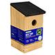 Gardman Wild Bird Nest Box - 23cm Height/>