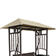 Replacement Canopy for Greenfingers Regency Deluxe Swing Seat/>