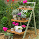 Norfolk Verdi Folding Pot Plant Shelf