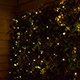 Greenfingers Multi-function 480 Warm White LED String Lights